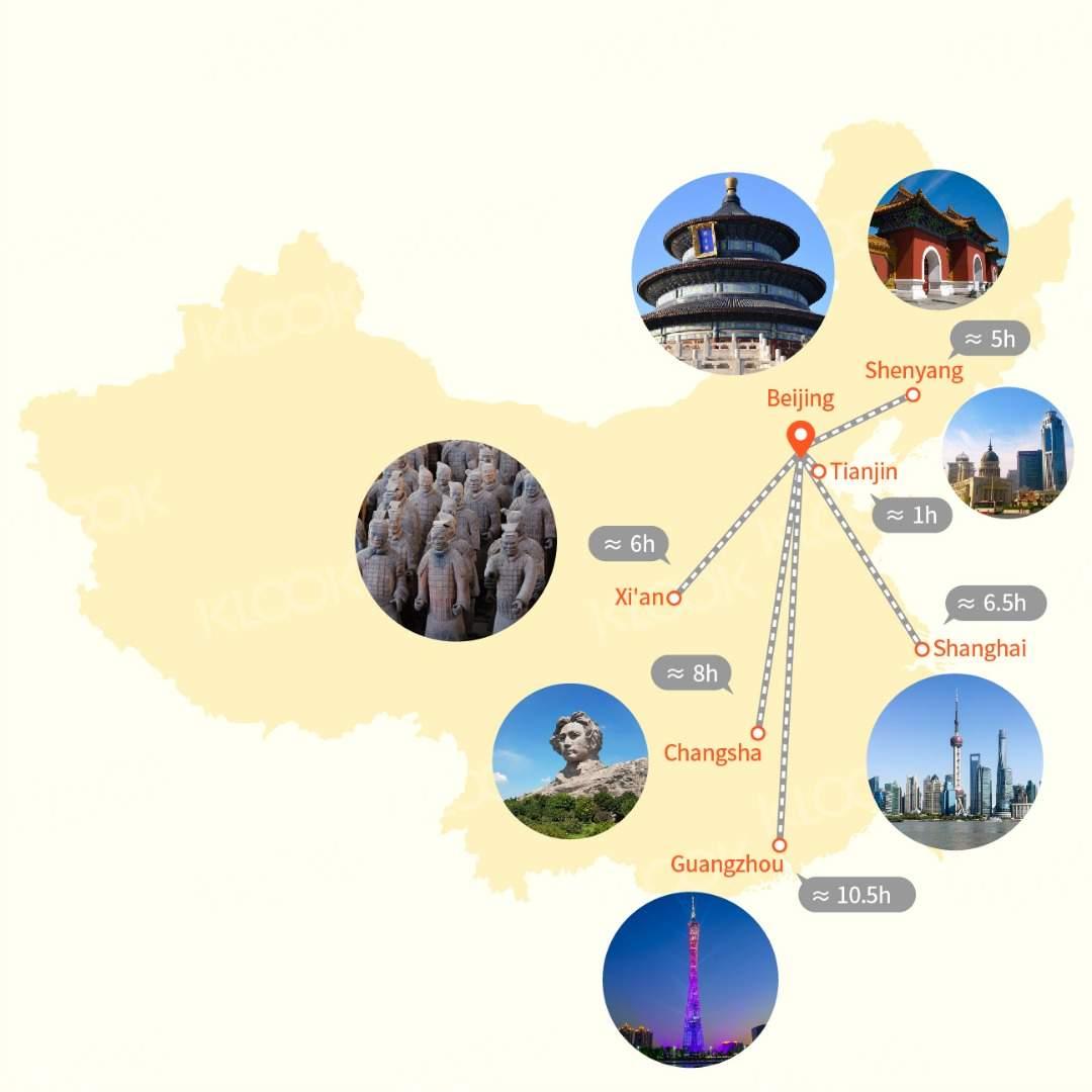 china high speed rail ticket mainland china